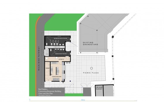 Red Haddox Conc Pres Drawing Plan View copy